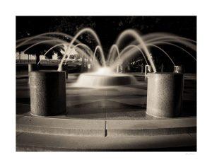 Charleston, south carolina waterfront park fountain